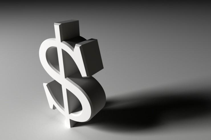 Godt profitpotentiale ved køb af euro i forhold til dollar.