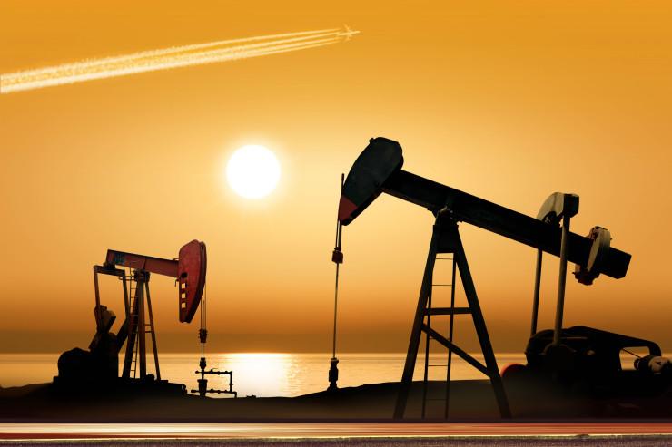 Olieprisen kan være ved at frembringe en stor bundformation.